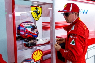 Fotos Kimi Räikkönen F1 2018 Foto 26