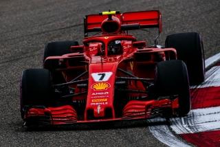 Fotos Kimi Räikkönen F1 2018 Foto 28