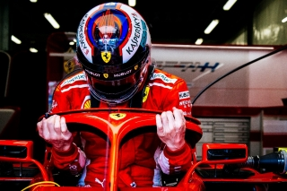 Fotos Kimi Räikkönen F1 2018 Foto 30