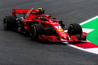 Fotos Kimi Räikkönen F1 2018 Foto 32