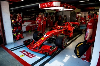 Fotos Kimi Räikkönen F1 2018 Foto 39