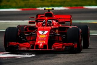 Fotos Kimi Räikkönen F1 2018 Foto 41