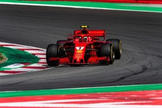 Fotos Kimi Räikkönen F1 2018 Foto 43