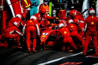 Fotos Kimi Räikkönen F1 2018 Foto 45