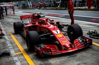 Fotos Kimi Räikkönen F1 2018 Foto 47
