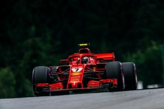 Fotos Kimi Räikkönen F1 2018 Foto 49