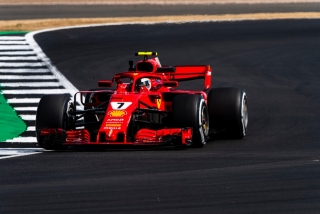 Fotos Kimi Räikkönen F1 2018 Foto 53