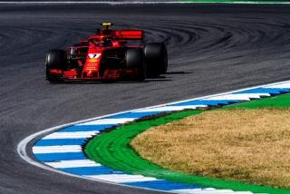 Fotos Kimi Räikkönen F1 2018 Foto 55
