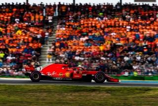 Fotos Kimi Räikkönen F1 2018 Foto 58