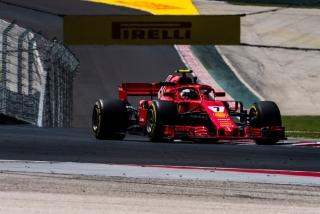 Fotos Kimi Räikkönen F1 2018 Foto 59