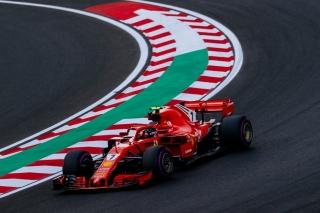 Fotos Kimi Räikkönen F1 2018 Foto 61