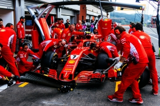 Fotos Kimi Räikkönen F1 2018 Foto 64