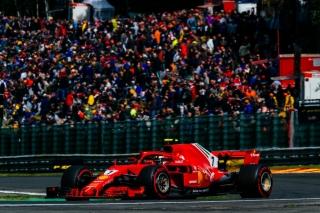 Fotos Kimi Räikkönen F1 2018 Foto 66