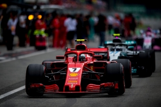 Fotos Kimi Räikkönen F1 2018 Foto 70