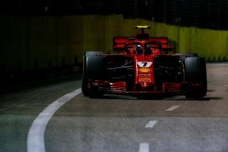 Fotos Kimi Räikkönen F1 2018 Foto 77