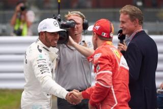 Fotos Lewis Hamilton Campeón del Mundo F1 2017 Foto 22