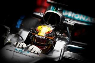 Foto 3 - Fotos Lewis Hamilton F1 2017
