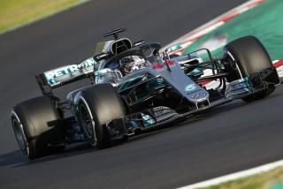 Fotos Lewis Hamilton F1 2018 Foto 3