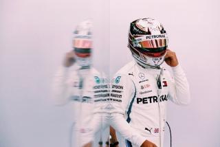 Fotos Lewis Hamilton F1 2018 Foto 17