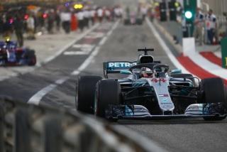 Fotos Lewis Hamilton F1 2018 Foto 25