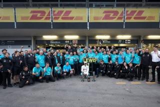 Fotos Lewis Hamilton F1 2018 Foto 38