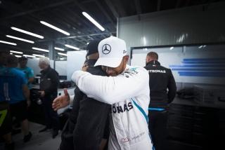 Fotos Lewis Hamilton F1 2018 Foto 39