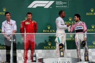 Fotos Lewis Hamilton F1 2018 Foto 40