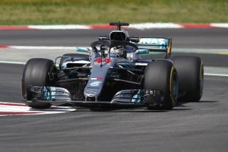 Fotos Lewis Hamilton F1 2018 Foto 42