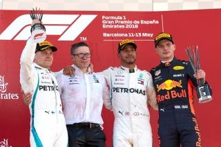 Fotos Lewis Hamilton F1 2018 Foto 47
