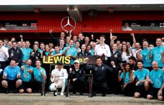 Fotos Lewis Hamilton F1 2018 Foto 52