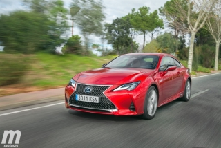 Lexus RC 300h 2019 Luxury - Foto 2