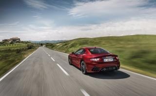 Foto 4 - Fotos Maserati GranTurismo y GranCabrio 2018