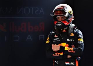 Fotos Max Verstappen F1 2018