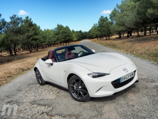 Fotos Mazda MX-5 2019 Nappa Edition - Foto 1