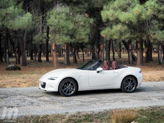 Fotos Mazda MX-5 2019 Nappa Edition Foto 10
