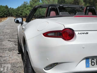 Fotos Mazda MX-5 2019 Nappa Edition Foto 32