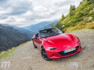 Foto 4 - Fotos Mazda MX-5 2019
