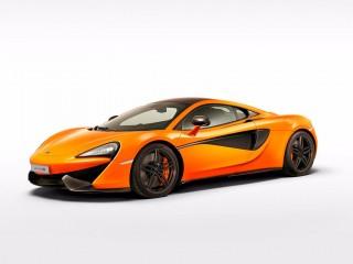 Fotos McLaren 570S Coupé - Foto 1