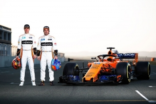 Fotos McLaren MCL33 F1 2018
