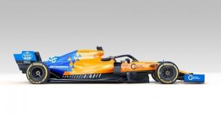 Fotos McLaren MCL34 F1 2019