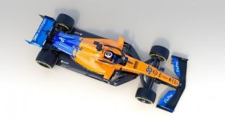 Foto 2 - Fotos McLaren MCL34 F1 2019