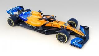 Foto 3 - Fotos McLaren MCL34 F1 2019