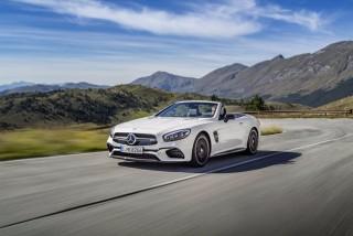 Foto 4 - Fotos Mercedes-Benz SL y Mercedes-AMG SL 2016