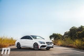 Foto 4 - Fotos Mercedes-AMG CLA 45 4MATIC Coupé