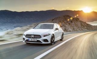 Fotos Mercedes Clase A 2018 Foto 1