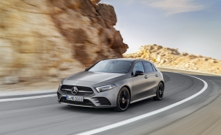 Fotos Mercedes Clase A 2018 Foto 9