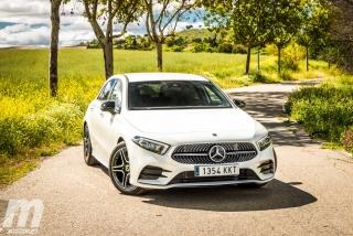 Foto 4 - Fotos Mercedes Clase A 2018