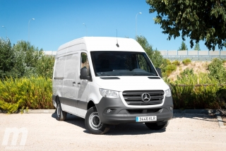 Fotos Mercedes Sprinter 2018 - Foto 2