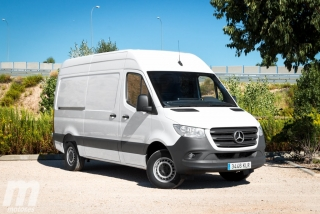 Fotos Mercedes Sprinter 2018 - Foto 3