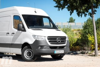 Fotos Mercedes Sprinter 2018 - Foto 4